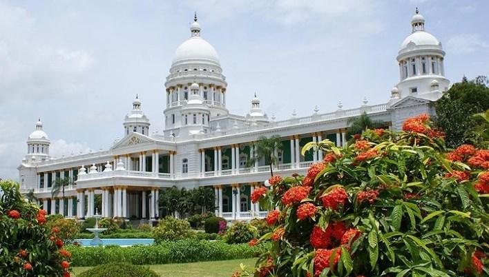 Lalitha Mahal Palace, Mysore. Photographer Ezhuttukari, Wiki