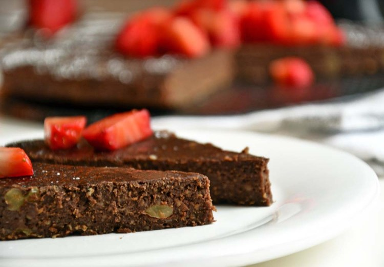 Sunn brownie fudge