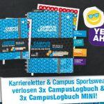 Gewinnspiel: Karriereletter verlost CampusLogbuch!