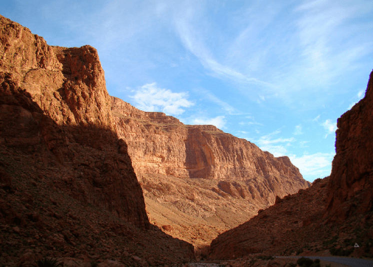Todra Gorge - Canyons of Todgha