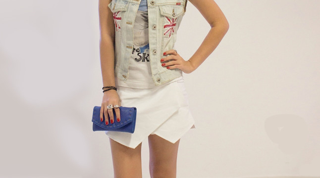 Look do dia: GO Fashion dia 3
