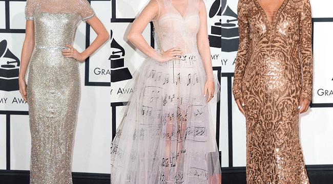 Melhores Looks Grammy 2014