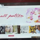 VÍDEO: Mudanças no blog –  layout, wordpress, domínio e outros