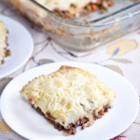 Shepherd's Pie and a Gluten Free Blog Hop