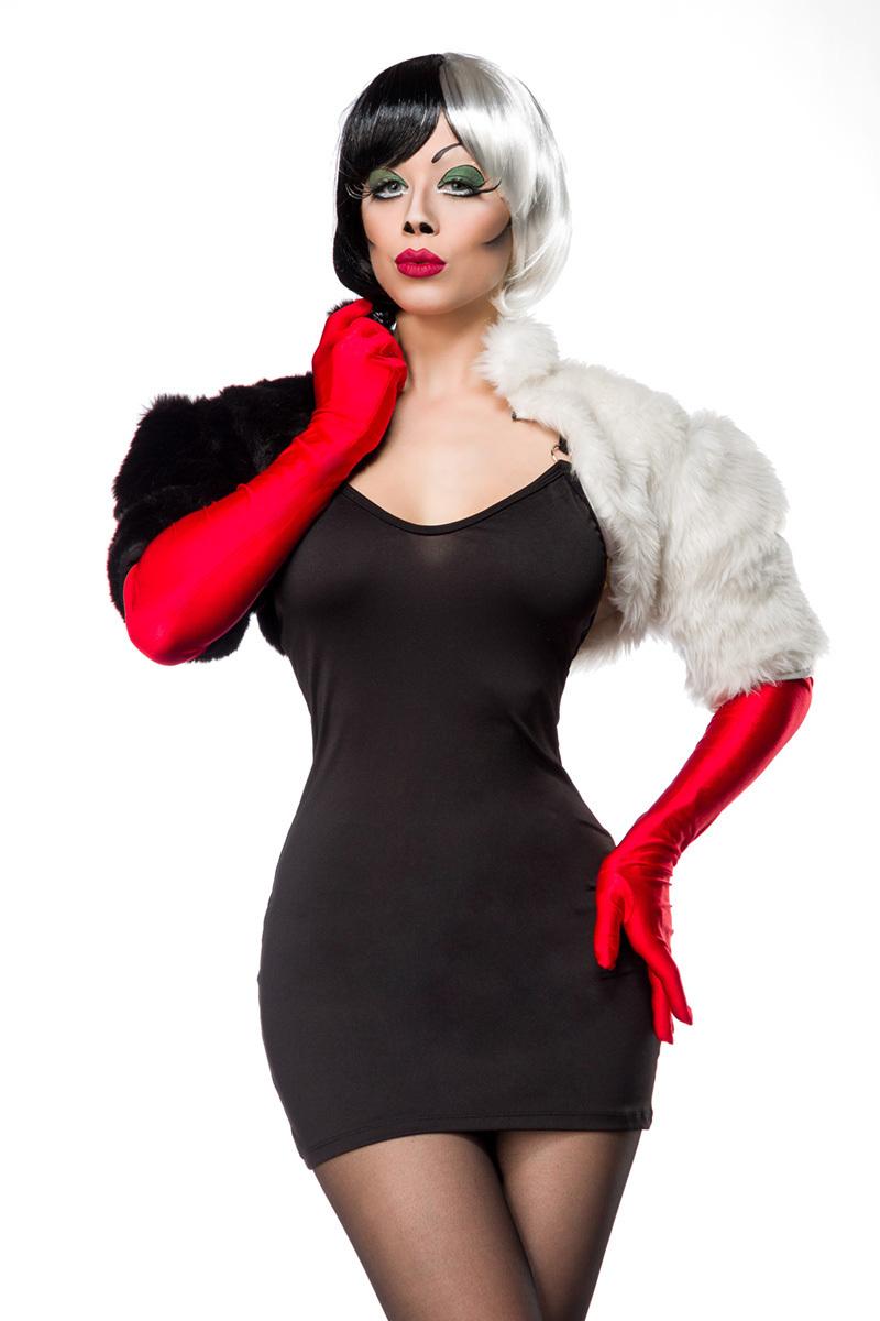 Cruel Lady Kostümset 80036
