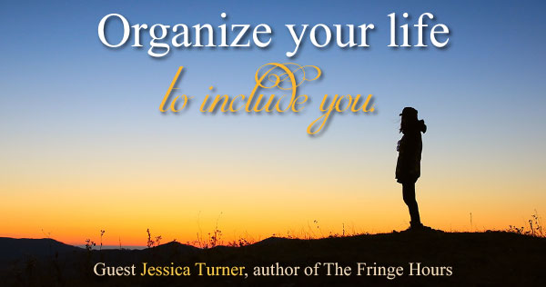 Podcast #139 – Jessica Turner Helps Us Find Fringe Time