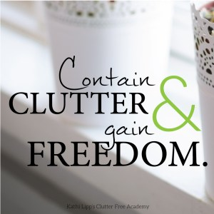 Kathi Lipp's Clutter Free Academy