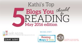 Friday Favs — 5 Blogs You Should Be Reading