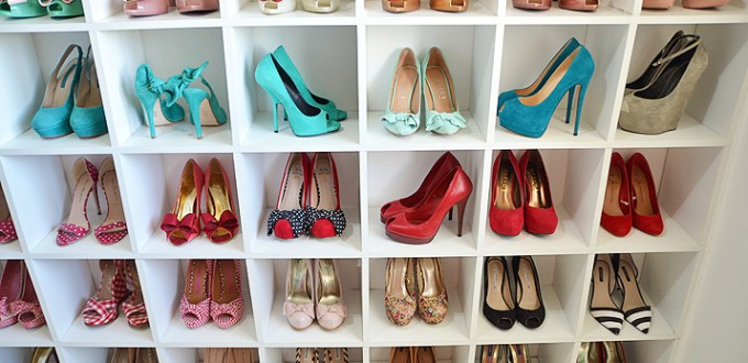 shoe-wall-shelves