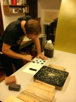 Asa mixing and matching ink for KS stone
