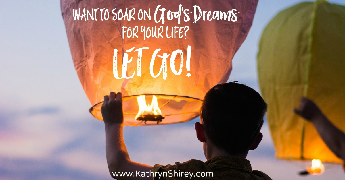 soar on God's dreams