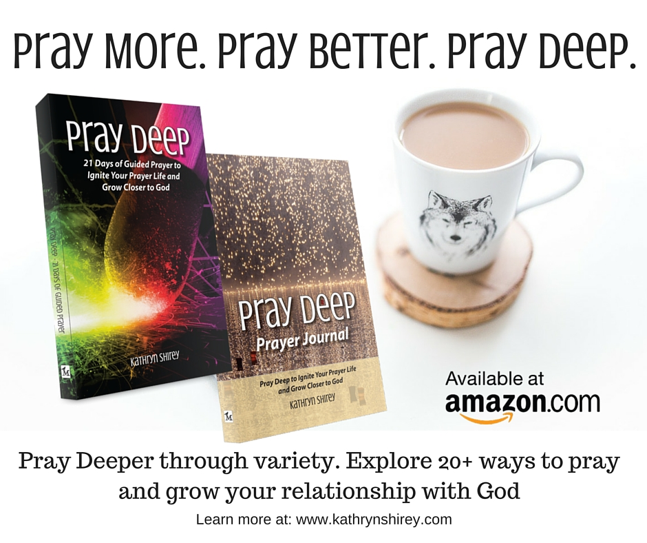 Pray Deep, Prayer War Room