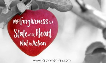 Why Forgiveness is a State of the Heart, Not an Action