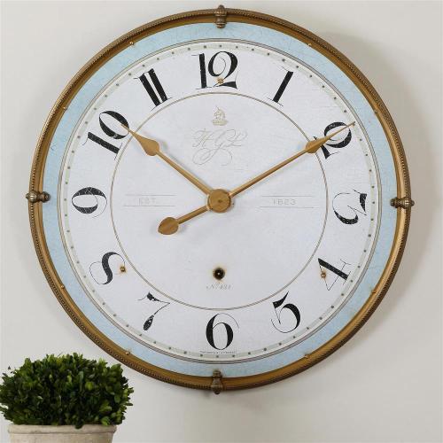 Medium Of White Wall Clocks
