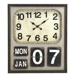 Small Of Wall Clock Industrial