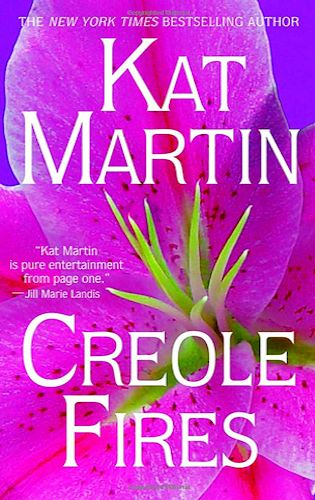 Creole Fires Book Cover