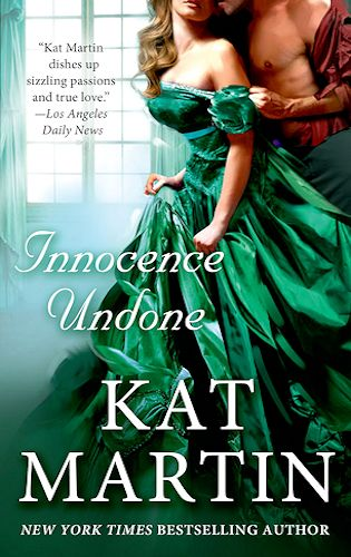 Innocence Undone Book Cover