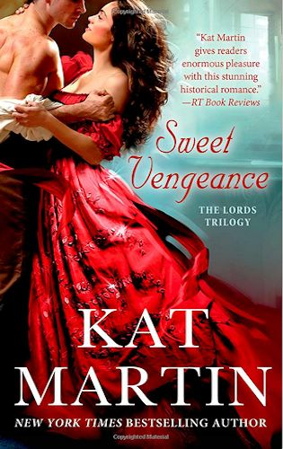 Sweet Vengeance Book Cover