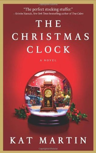 The Christmas Clock Book Cover
