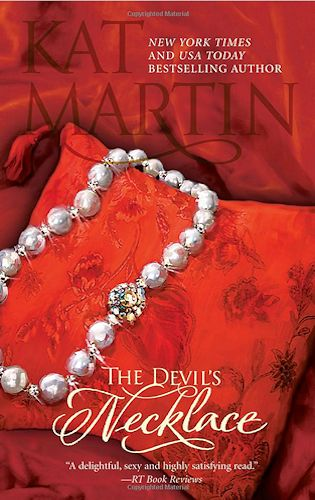 The Devil's Necklace Book Cover