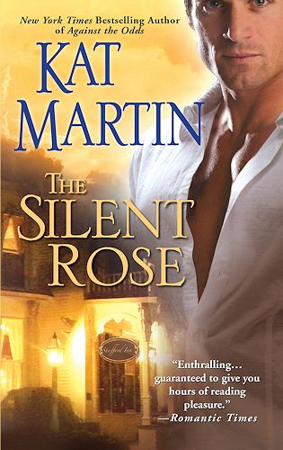 The Silent Rose Book Cover
