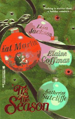 Tis The Season Book Cover