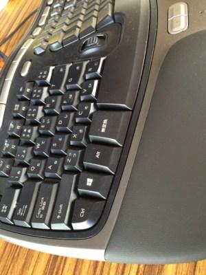 エルゴノミクスキーボードで長時間作業に挑戦