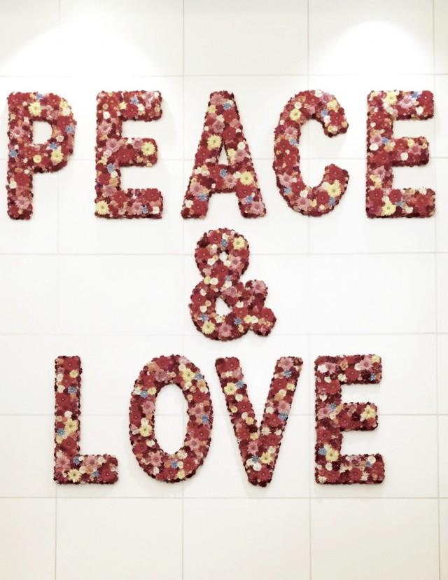 KatWalkSF - Peace & Love