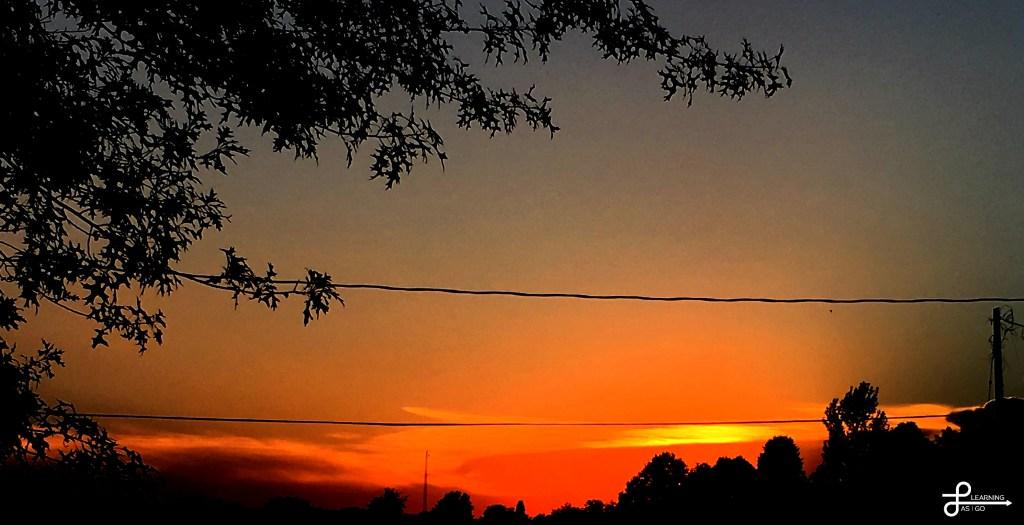 sunset 082016