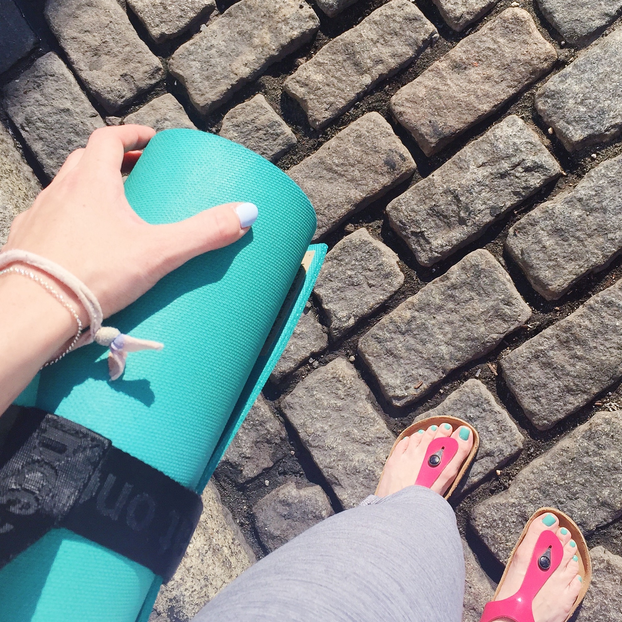 nyc fitness blogger