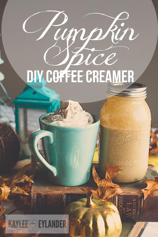Fall Pumpkin Spice Coffee Creamer 1 recipe-3