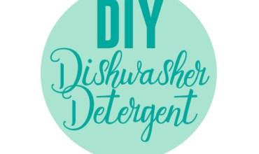DIY Dishwasher Detergent | Easy & Better!