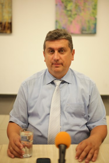 Бранко Радун, политички аналитичар