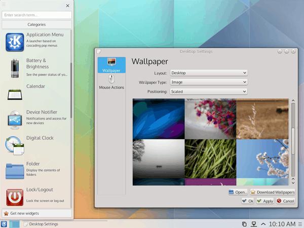 Lanzado KDE Frameworks 5.16