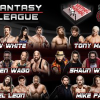2014 Mega Powers Wrestling Fantasy League Team Rosters
