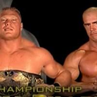 Ep. 29 - Brock Lesnar vs. Hardcore Holly (Royal Rumble 2004) LIVE!