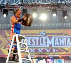 Jack Swagger Money in the Bank Wrestlemania 26