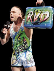 RVD Rob Van Dam Mr Money in the Bank Briefcase