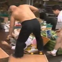 Ep. 38 - Grocery Store Death Match (BJW 7/1/95) LIVE!