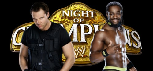 Dean Ambrose Kofi Kingston Night of Champions 2013 Full Match Download HQ