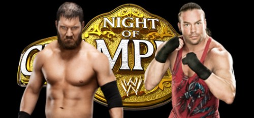 Curtis Axel Rob Van Dam RVD Night of Champions 2013 Full Match Download HQ