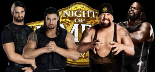 The Shield Mark Henry Big Show Night of Champions 2013 Full Match Download FQ