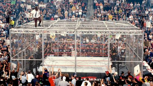 Mankind vs Undertaker Hell in a Cell Match