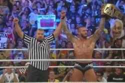 HHH heel turn SummerSlam 2013