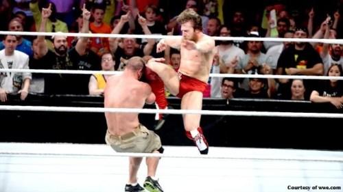 John Cena vs. Daniel Bryan Summerslam 2013 Full Match