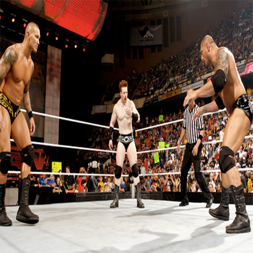Three Way Dance: The Most Underrated Match Ever?