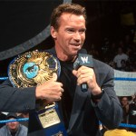 Arnold Schwarzenegger hall of fame induction speech