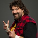 Mick Foley hall of fame induction speech