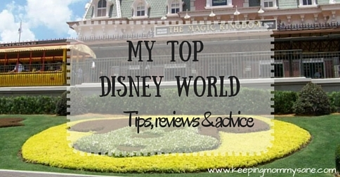 My top Disney World tips, reviews and advice