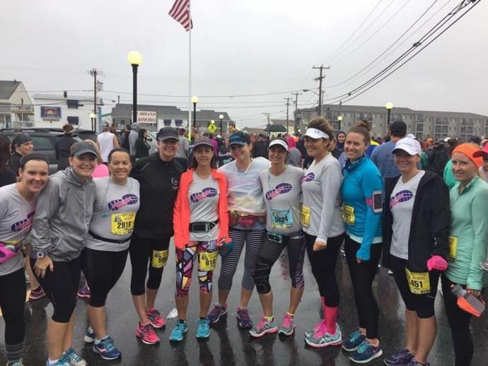 Smuttynose Half Marathon recap